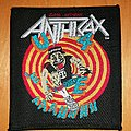 Anthrax - Patch - Anthrax patch