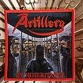 Artillery - Patch - Artillery patch