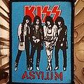 Kiss - Patch - Kiss patch asylum