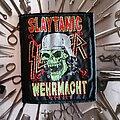Slayer - Patch - Slayer patch slaytanic Wehrmacht