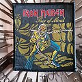 Iron Maiden - Patch - Iron Maiden peace of mind patch