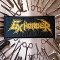 Exhorder - Patch - Exhorder patch