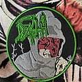 Death - Patch - Death Leprosy patch replica
