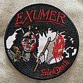 Exumer - Patch - Exumer Silent Death