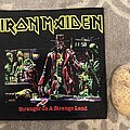 Iron Maiden - Patch - Stranger in a Strange Land backpatch