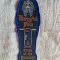 Mercyful Fate - Patch - Curse of the Pharaohs