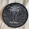 Darkthrone - Patch - Old Star