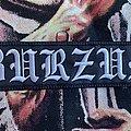 Burzum - Patch - Burzum logo