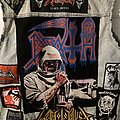 Death - Battle Jacket - My battle vest, update