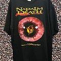Napalm Death - TShirt or Longsleeve - Napalm Death - Europan Tour 1997