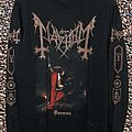 Mayhem - TShirt or Longsleeve - Mayhem - Daemon LS