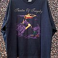 THEATRE OF TRAGEDY - TShirt or Longsleeve - Theatre Of Tragedy - Twilight Of The Gods Festival 1997