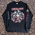 Cannibal Corpse - TShirt or Longsleeve - Cannibal Corpse - The Bleeding Easter Festival Tour 1994