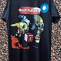 Iron Maiden - TShirt or Longsleeve - Iron Maiden - The Angel and The Gambler 1998