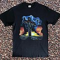 Slayer - TShirt or Longsleeve - Slayer - Touring in the abyss 1991