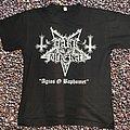 Dark Funeral - TShirt or Longsleeve - Dark funeral - Agios O Baphomet Tour
