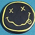 Nirvana - Pin / Badge - [Grunge] Nirvana Yellow Smiley Logo Pin