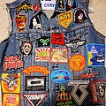 Alice Cooper - Battle Jacket - Battle Vest update