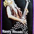 Ozzy - Patch - Randy Rhoads patch