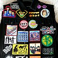 The Beatles - Battle Jacket - Beatles Vest front