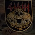 Shah And Bulldozer - Patch - Sovjet era half Rubber bootleg patches
