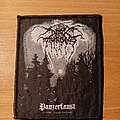 Darkthrone - Patch - Darkthrone - Panzerfaust woven patch