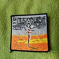 Testament - Patch - Testament - Practice What You Preach woven patch