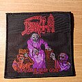 Death - Patch - Death - Scream Bloody Gore woven patch