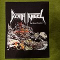 Death Angel - Patch - Death Angel - The Ultra-Violence backpatch