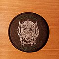 Motörhead - Patch - Motörhead - England round woven patch