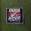 Kreator - Patch - Kreator - Pleasure To Kill rubber patch