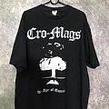 Cro-mags - TShirt or Longsleeve - Cro-Mags