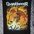 Gloryhammer - Patch - Gloryhammer Hail To Hoots - Backpatch