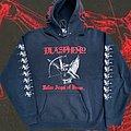 Blasphemy - Hooded Top - Blasphemy - Fallen Angel of Doom...