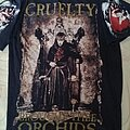 Cradle Of Filth - TShirt or Longsleeve - Cradle Of Filth - Cruelty And The Beast