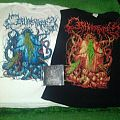 CEPHALOTRIPSY Ulcerated Mass of Pestilent Engorgement shirt + promo 2011