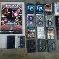 Metallica - Tape / Vinyl / CD / Recording etc - METALLICA Indonesia Cassettes Poster Drum Stick