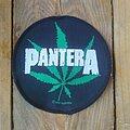 Pantera - Patch - PANTERA Marijuana 1993 patch