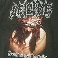 Deicide - Hooded Top - DEICIDE Scars of The Crucifix Zipper Hoodie