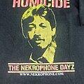 Homicide - TShirt or Longsleeve - HOMICIDE The Nekrophone Dayz Munir short sleeve shirt