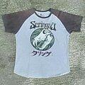 Seringai - TShirt or Longsleeve - SERINGAI Taring reglan short sleeve shirt