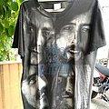 LED ZEPPELIN allover print 1995 short sleeve shirt