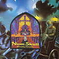 Num Skull - Patch - Num Skull Woven Patch