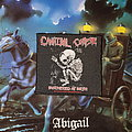 Cannibal Corpse - Patch - Cannibal Corpse Woven Patch 1992