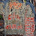 Slayer - Battle Jacket - Rotten Ancient Metalpunk Terror jacket!