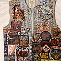Napalm Death - Battle Jacket - Metal Punk Death Battlejacket