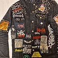 Possessed - Battle Jacket - Black dirty battlejacket