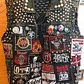 Blood For Blood - Battle Jacket - Hardcore Metal Punk Studded Vest