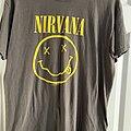 Nirvana - TShirt or Longsleeve - Nirvana Smiley Reprint Shirt
