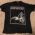 Deftones - TShirt or Longsleeve - Deftones Black Metal Logo Tour Shirt